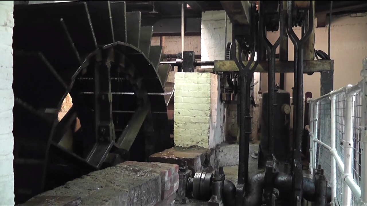 Coultershaw Beam Pump
