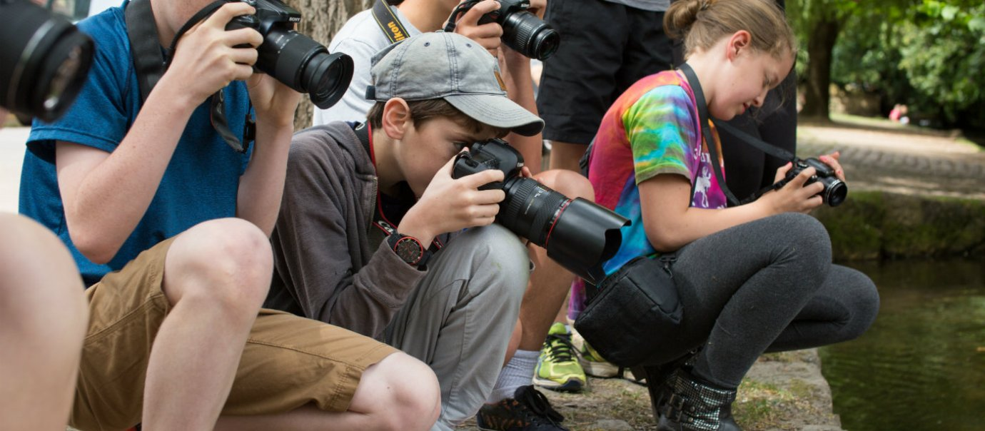 May half term photography workshops