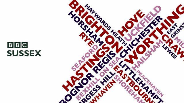 BBC Sussex - Big Bus Tour