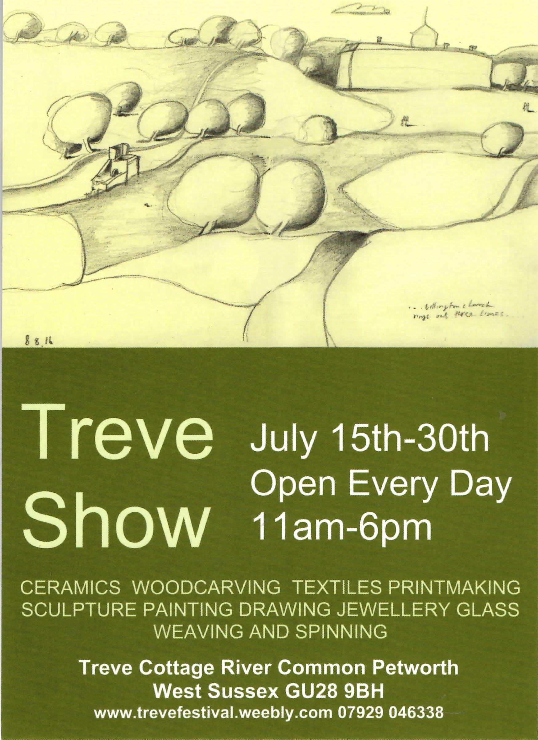 Treve Art Show