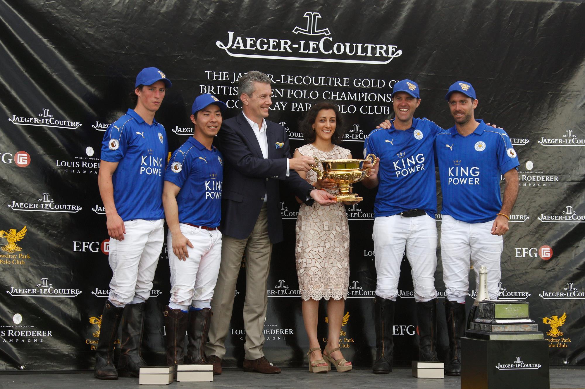 Jaeger-LeCoultre Gold Cup Semi Finals
