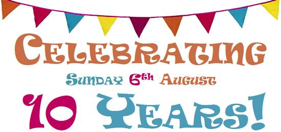 Celebrating 10 years at The Black Horse Byworth