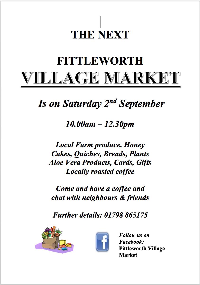 Fittleworth Village Market