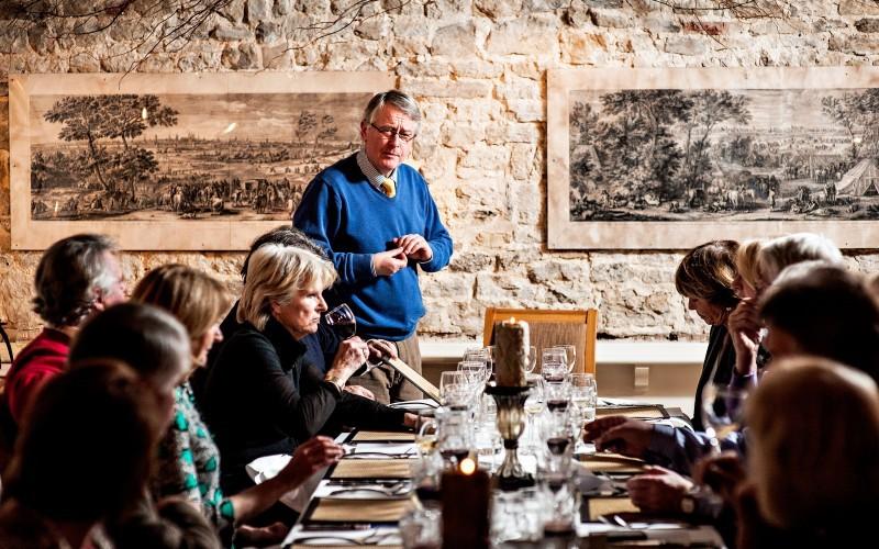 France V USA Wine Tasting Dinner