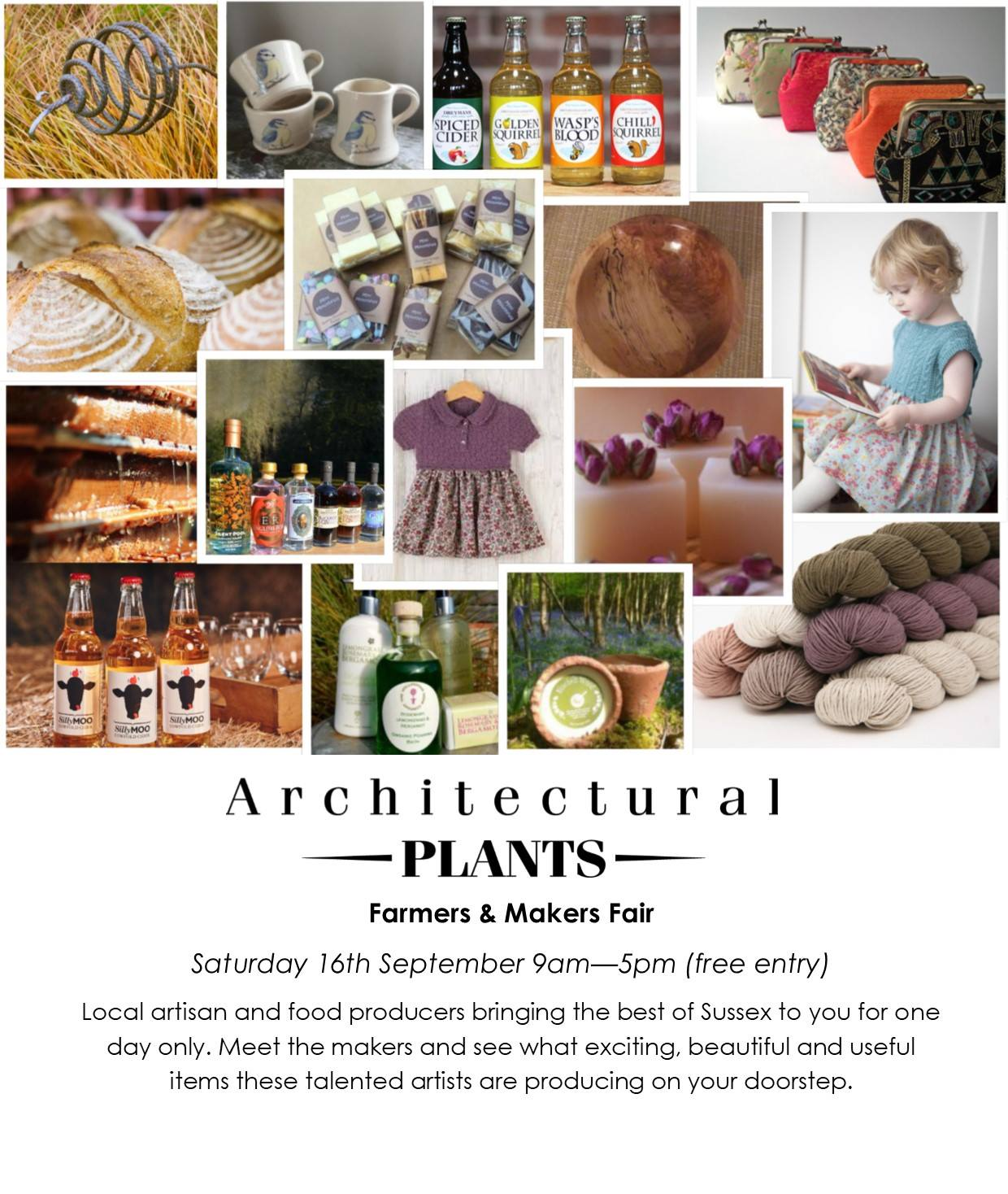 Architectural Plants Farmers & Makers Day