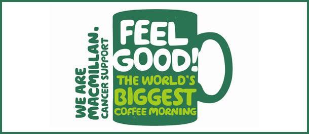 Macmillan Cake & Coffee Morning