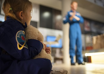 Space-themed sleepover this half-term at The Novium Museum