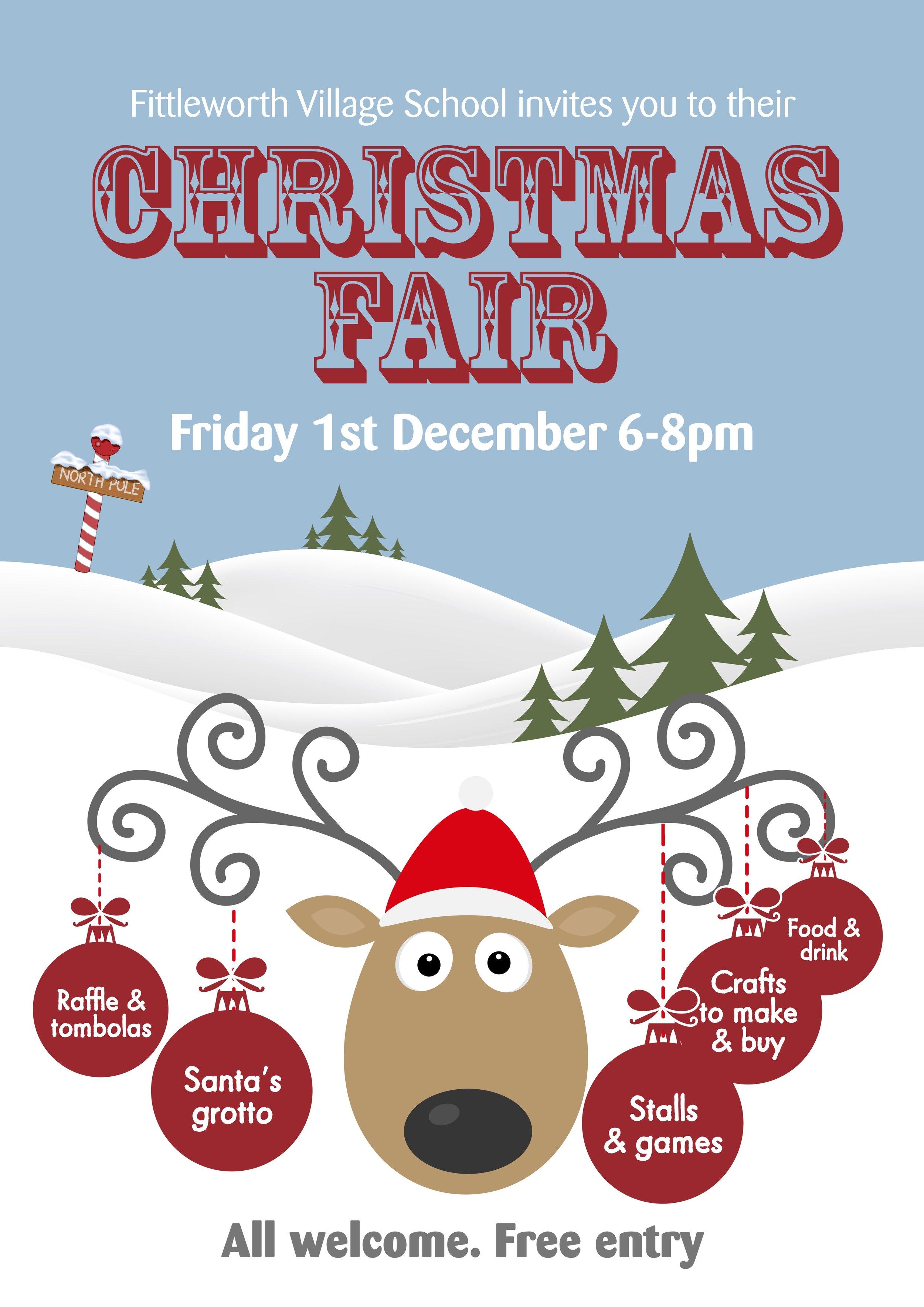 Fittleworth C of E Village School Christmas Fair