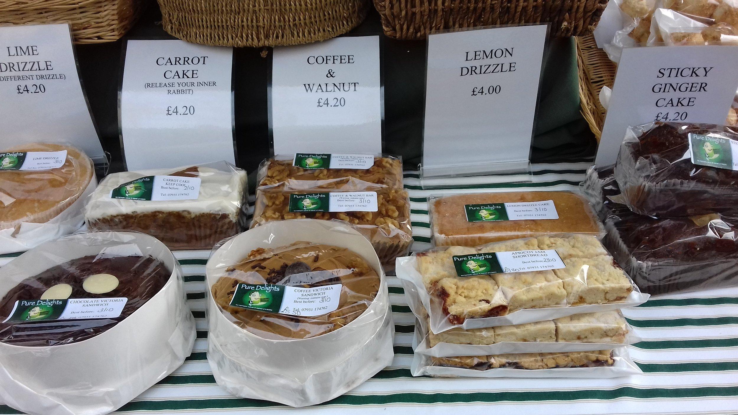 Petworth Farmer's Market - February