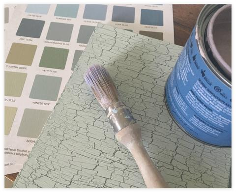 DALES COUNTRY INTERIORS - FURNITURE PAINTING COURSES