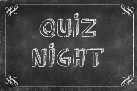 Quiz Night at The Badgers