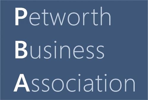 Petworth Business Association logo
