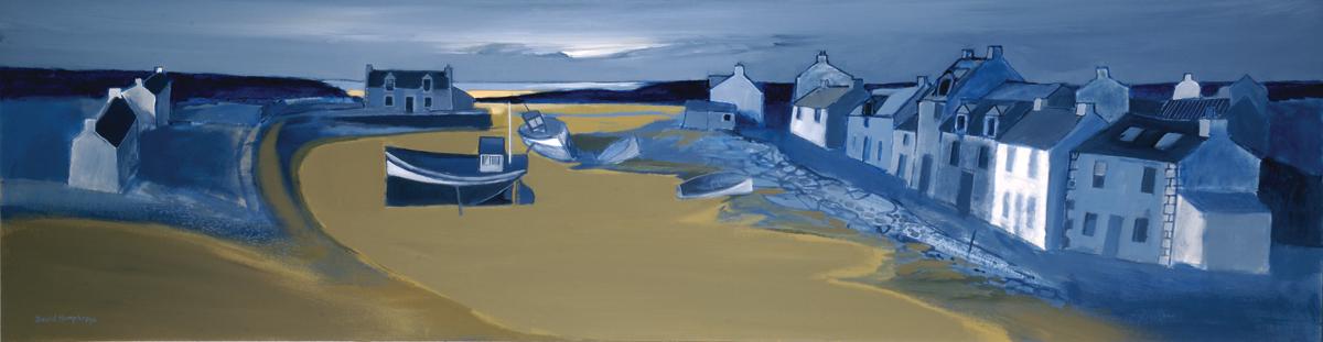 David Humphreys TheBoatAshore,Hebrides-195x51cm-150dpi.jpg
