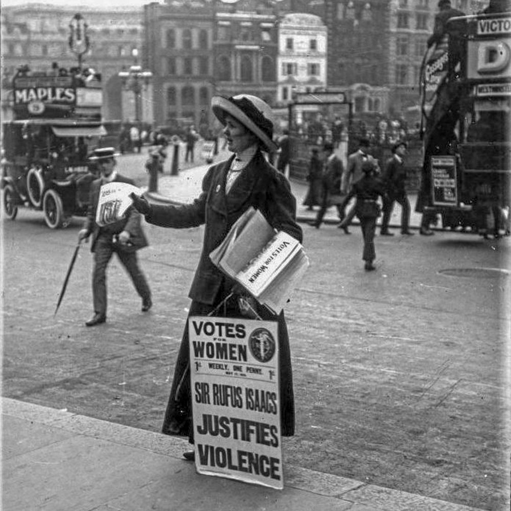 The Suffragettes: How Art & Design Helped the Cause