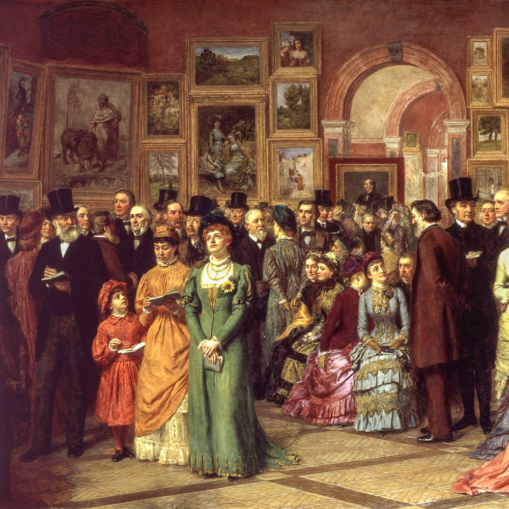 CELEBRATING THE ROYAL ACADEMY OF ARTS: IT'S 250TH ANNIVERSARY 1768-2018