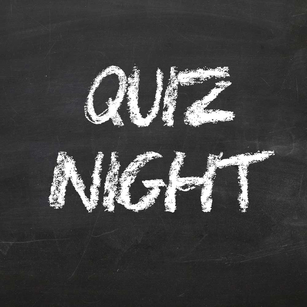 St Mary's Annual Quiz