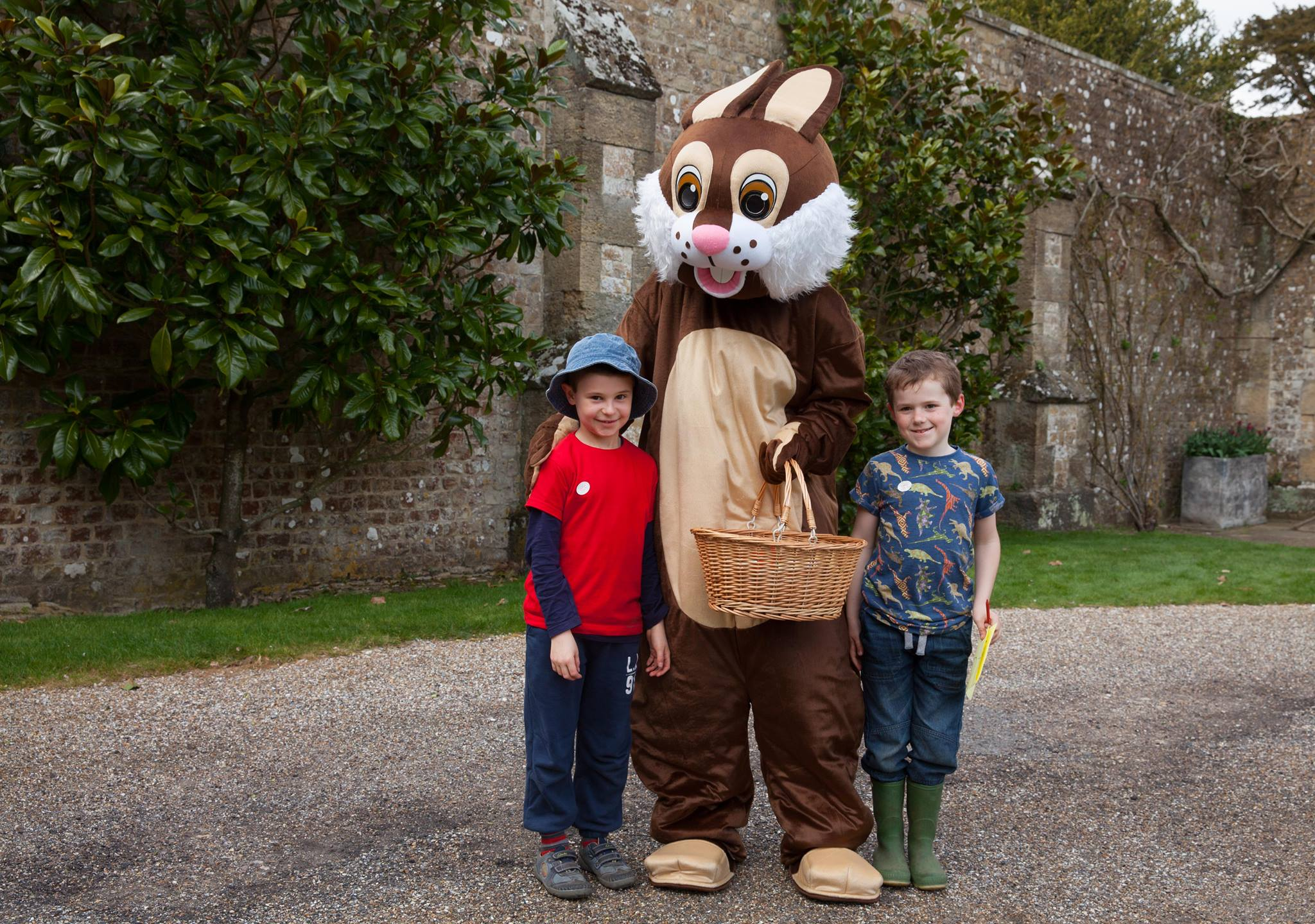 Parham Easter Family Weekend