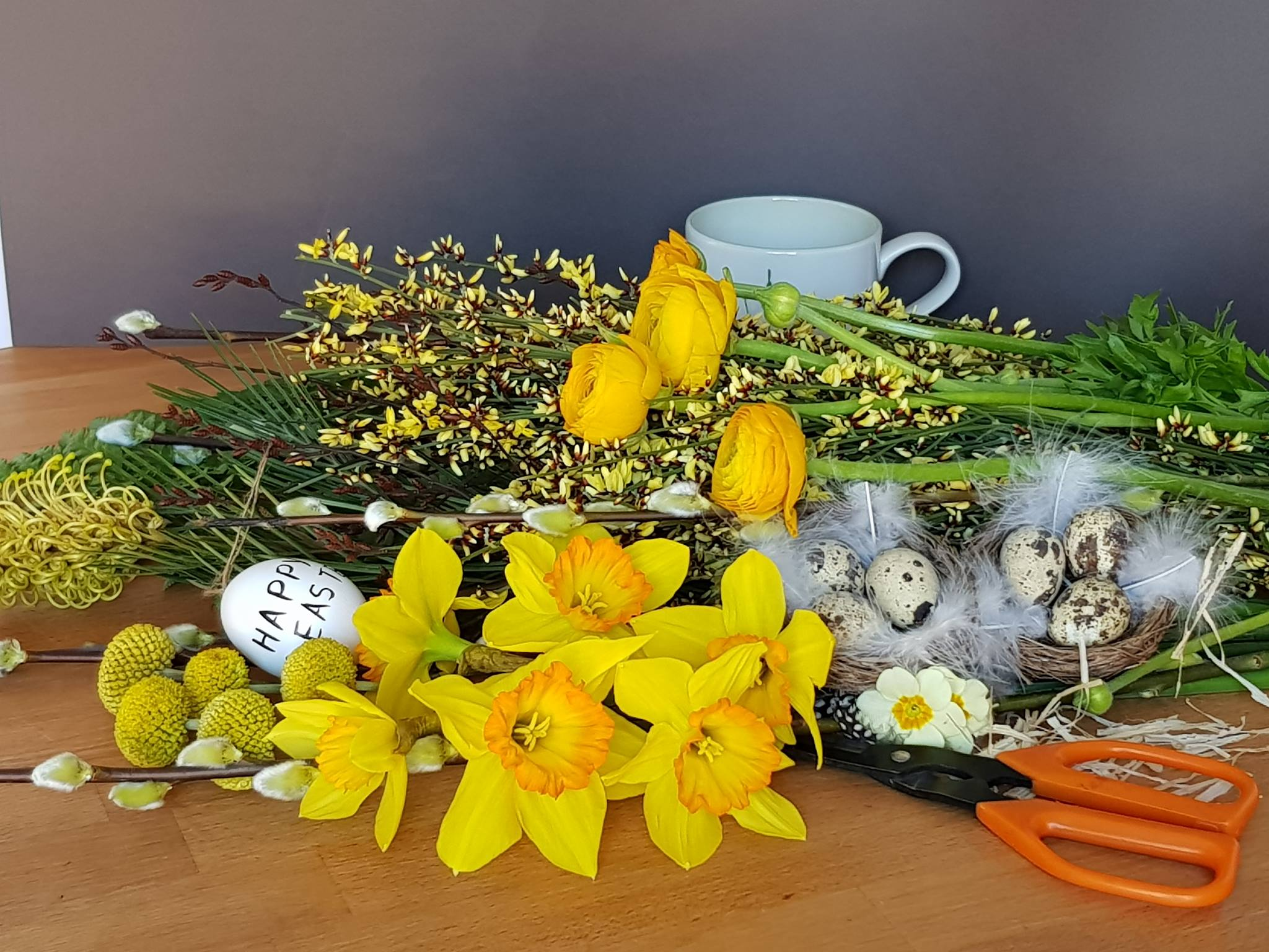 Easter Inspired Master Class