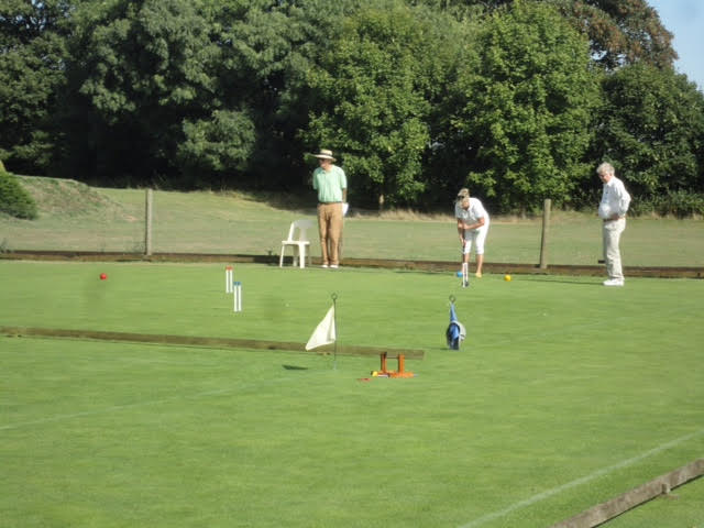 CROQUET DAY - ROTHER VALLEY CROQUET CLUB
