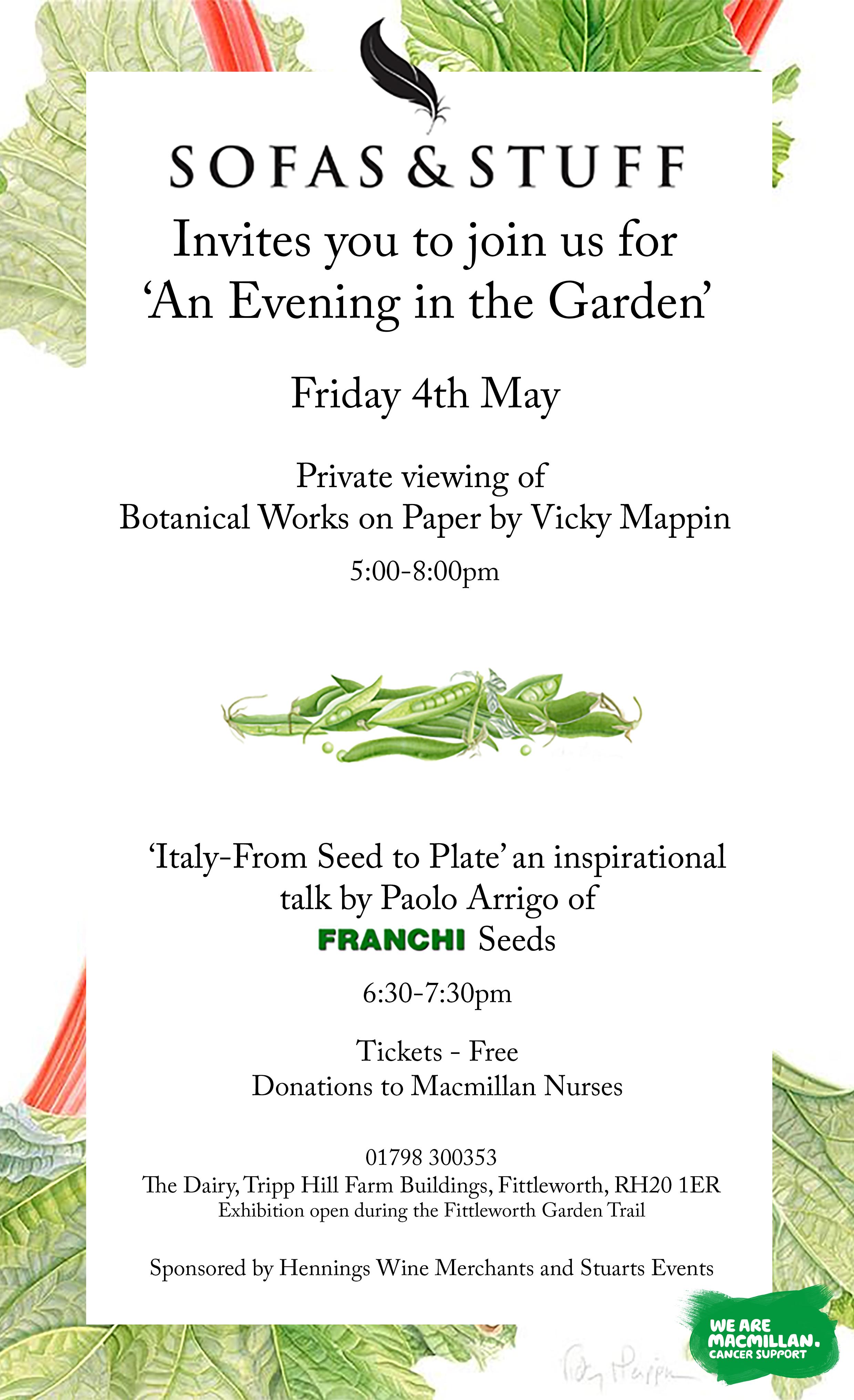 An Evening in the Garden