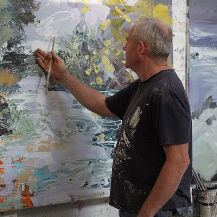 Expressive Landscape Painting with Paul Treasure