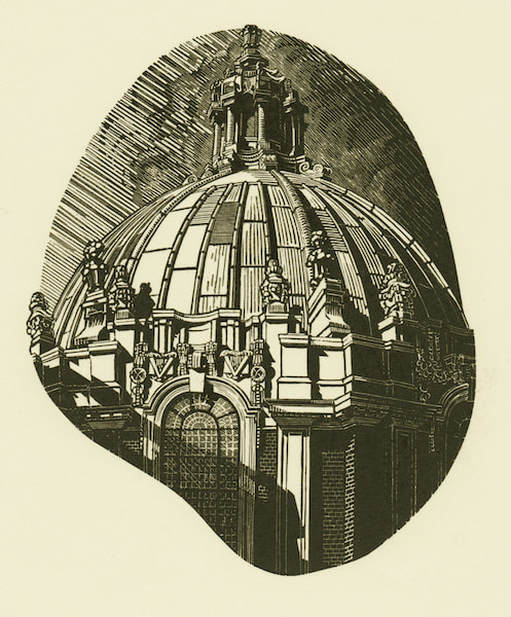 Wood Engravings by Anne Desmet and Friends