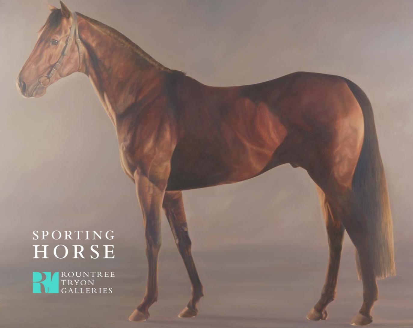 Sporting Horse at Rountree Tryon