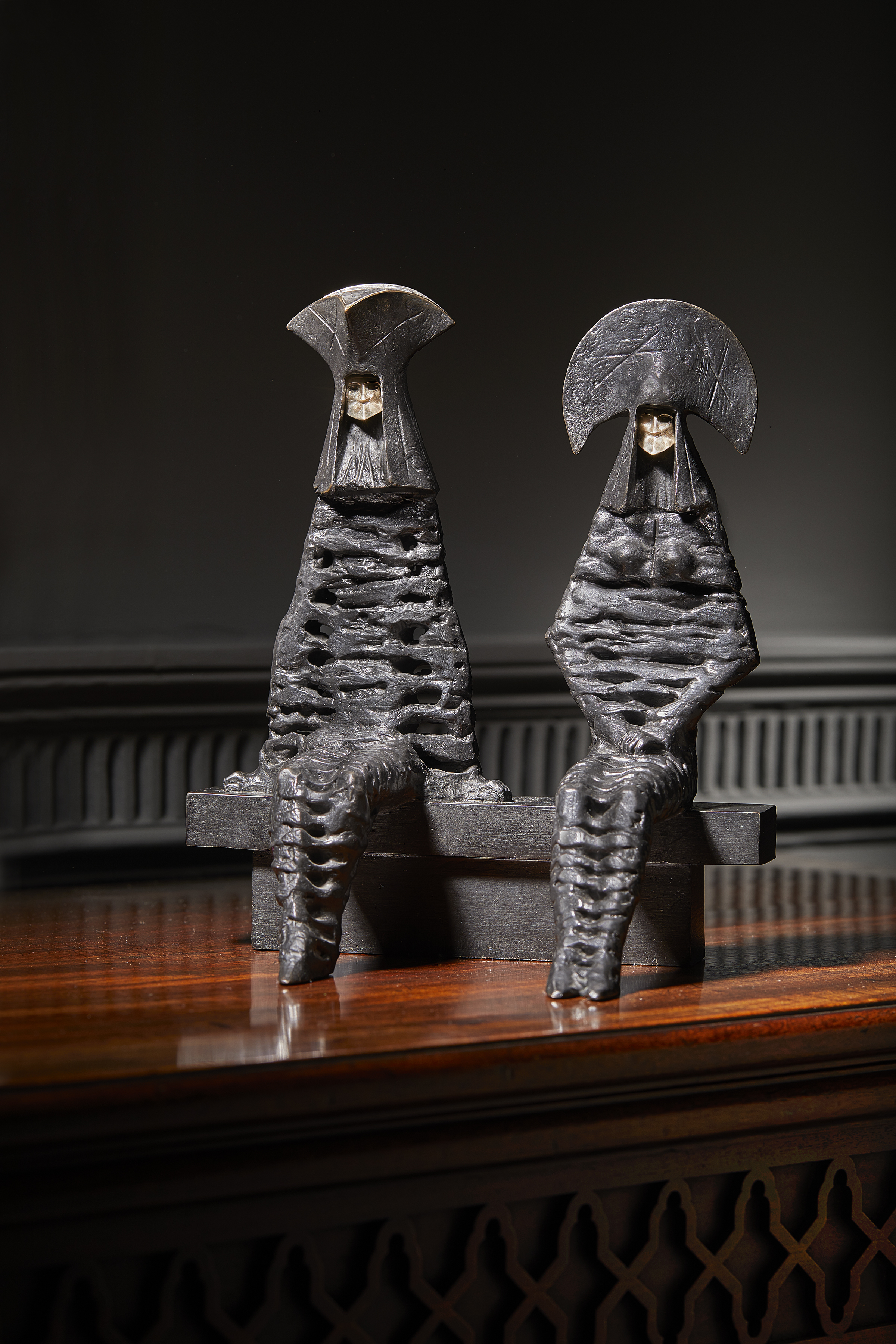 Behind the Mask by Philip Jackson