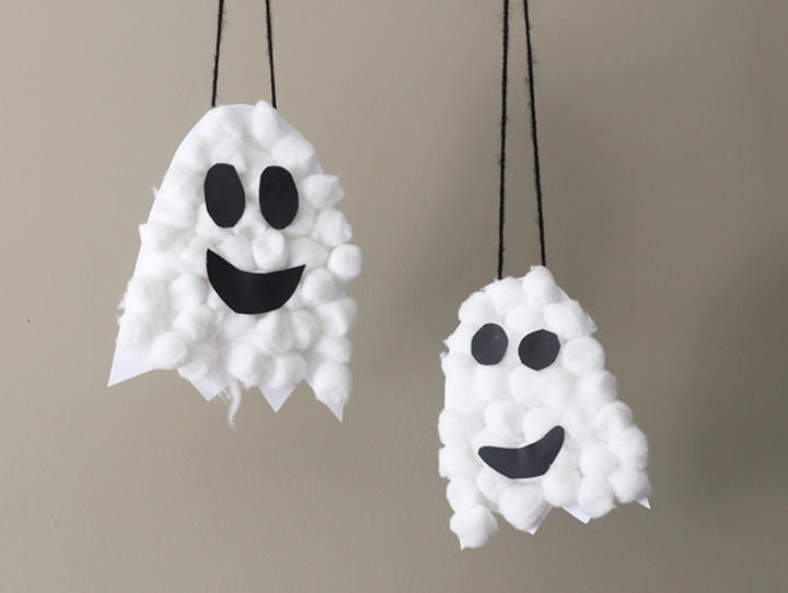 Halloween Crafts at Petworth House