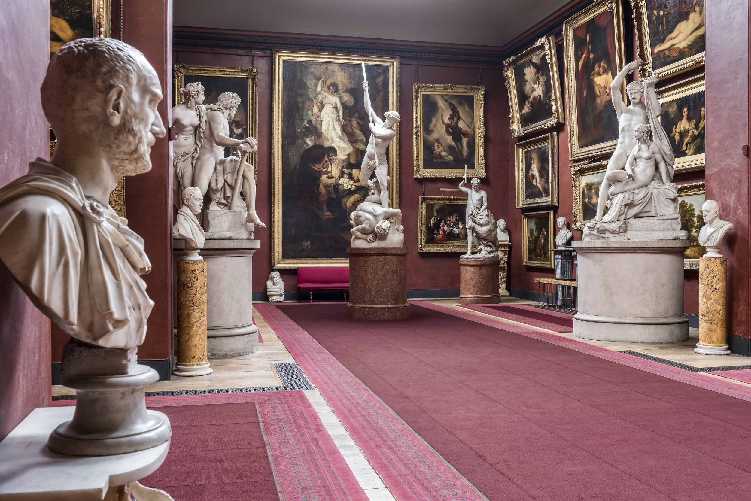 North Gallery, Petworth House @National Trust Images.Andreas von Einsiedel.jpg