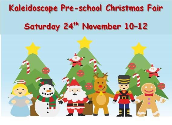 Kaleidoscope Pre-school Christmas Fair