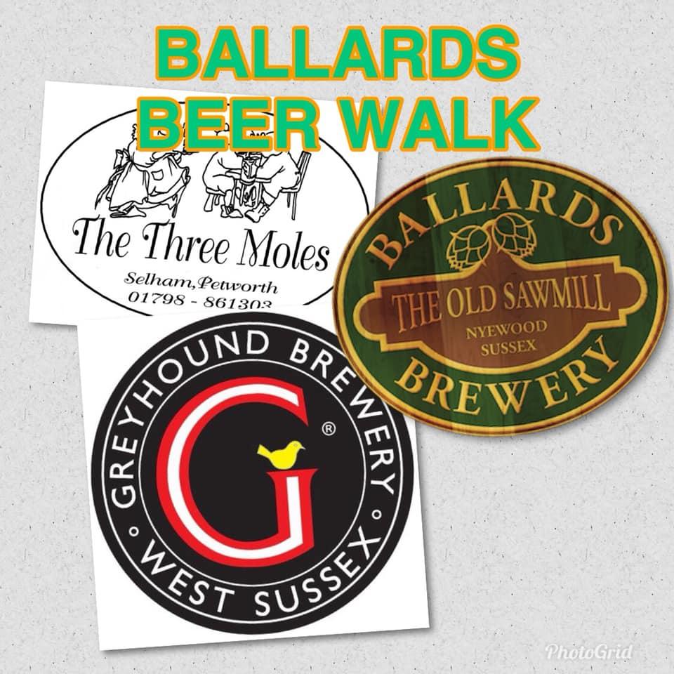 2018 Ballards Beer Walk