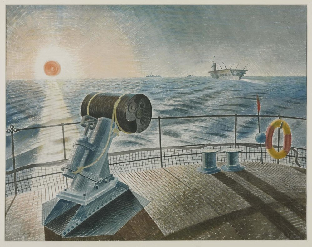 ERIC RAVILIOUS AND THE LURE OF THE EVERYDAY