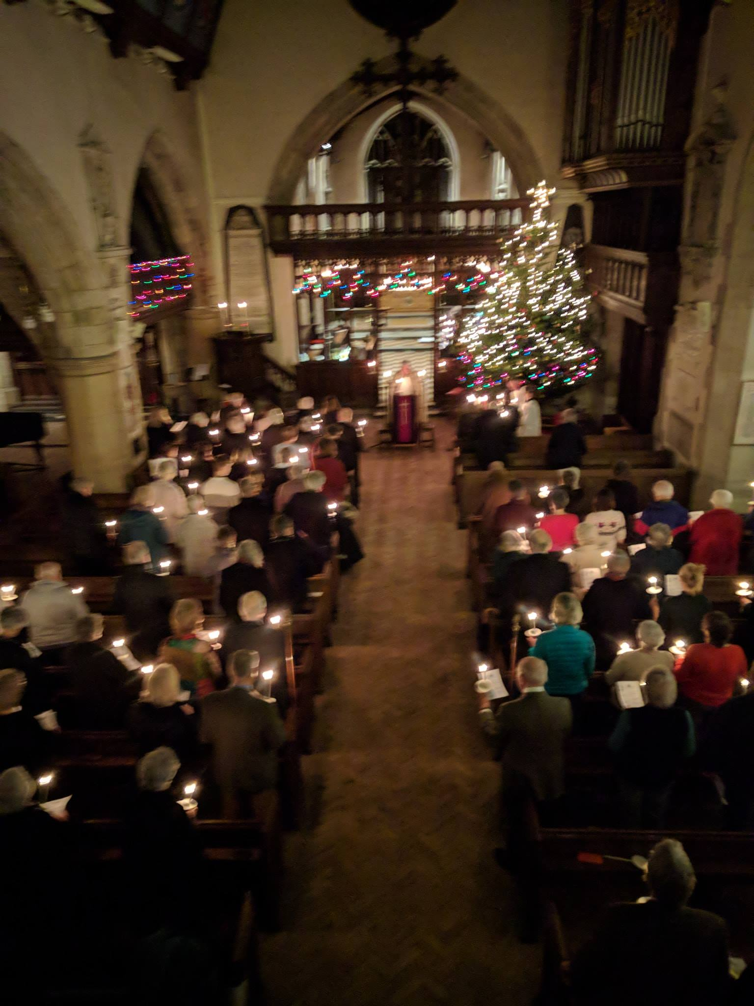 Christmas Day Family Mass