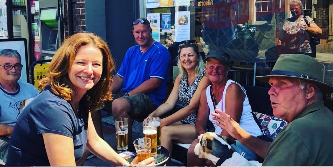 Gillian's Pub Tour - The Three Moles