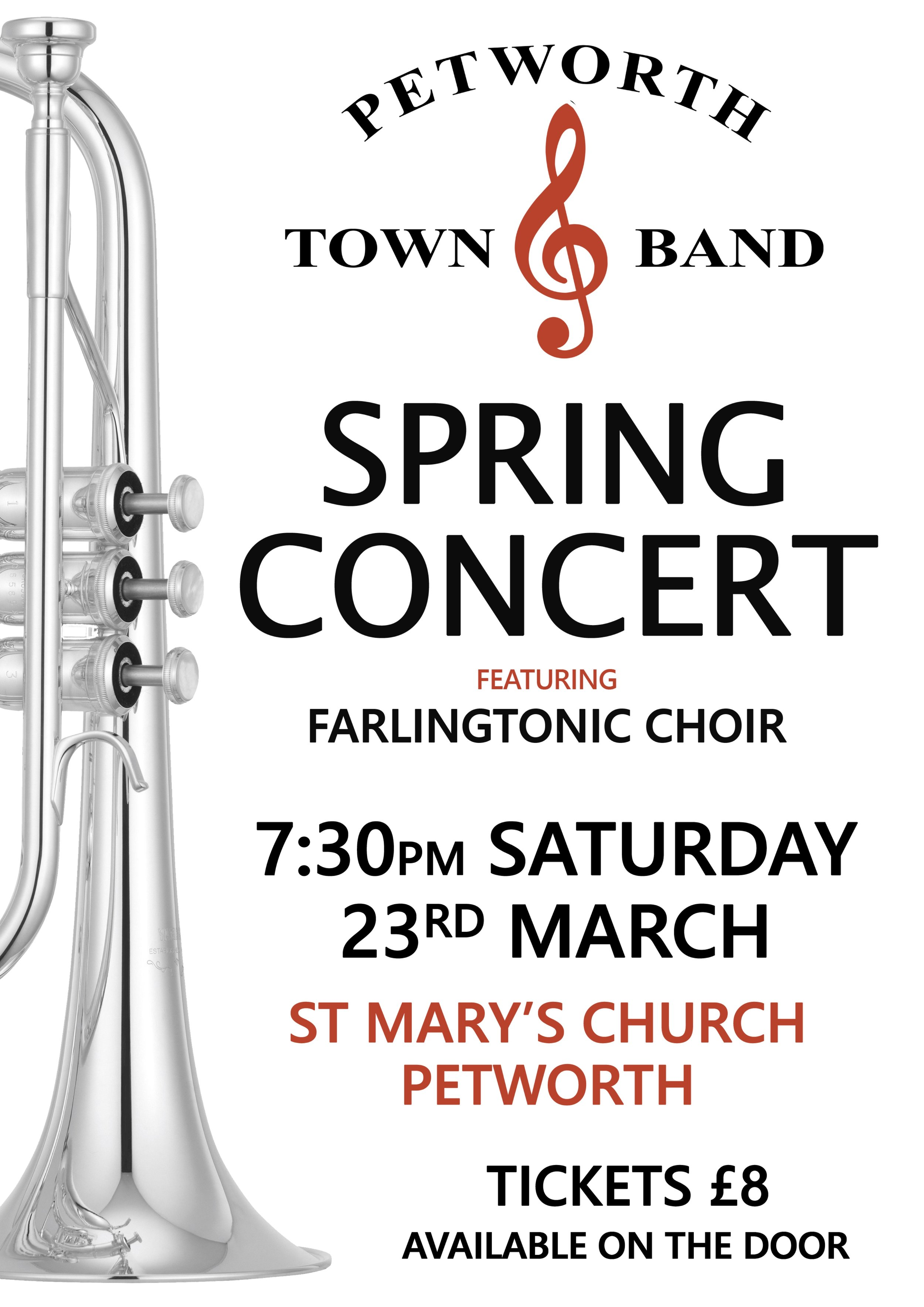 Petworth Town Band - Spring Concert