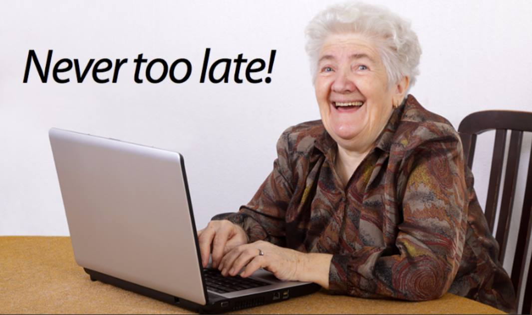 Computer Skills for Senior