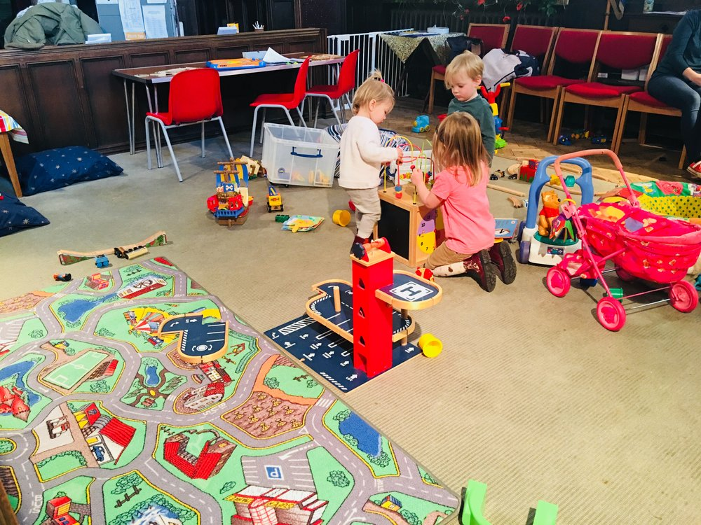 Parent Toddlers Group at St Mary's Church