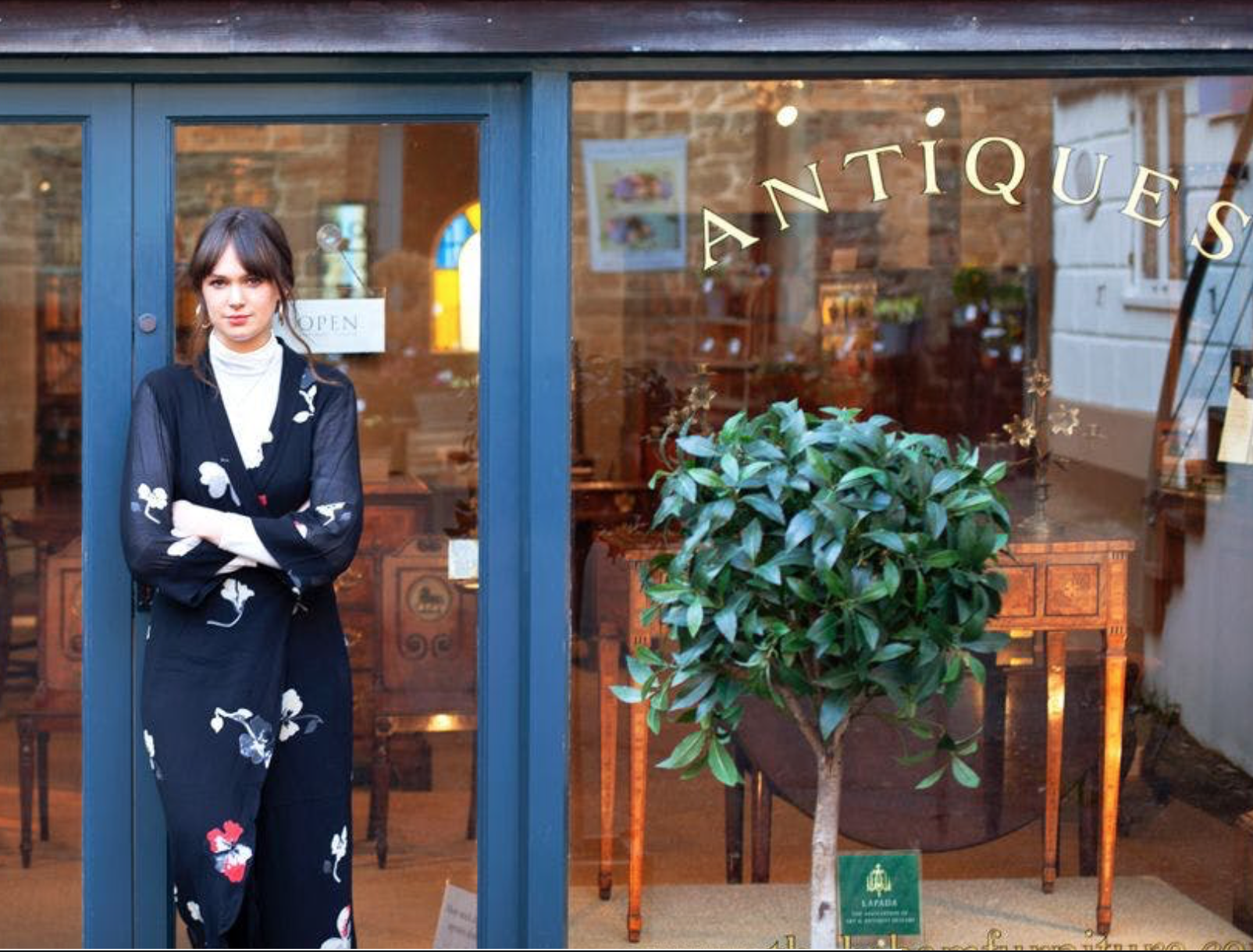 Meet the millennial women dusting down the antiques profession