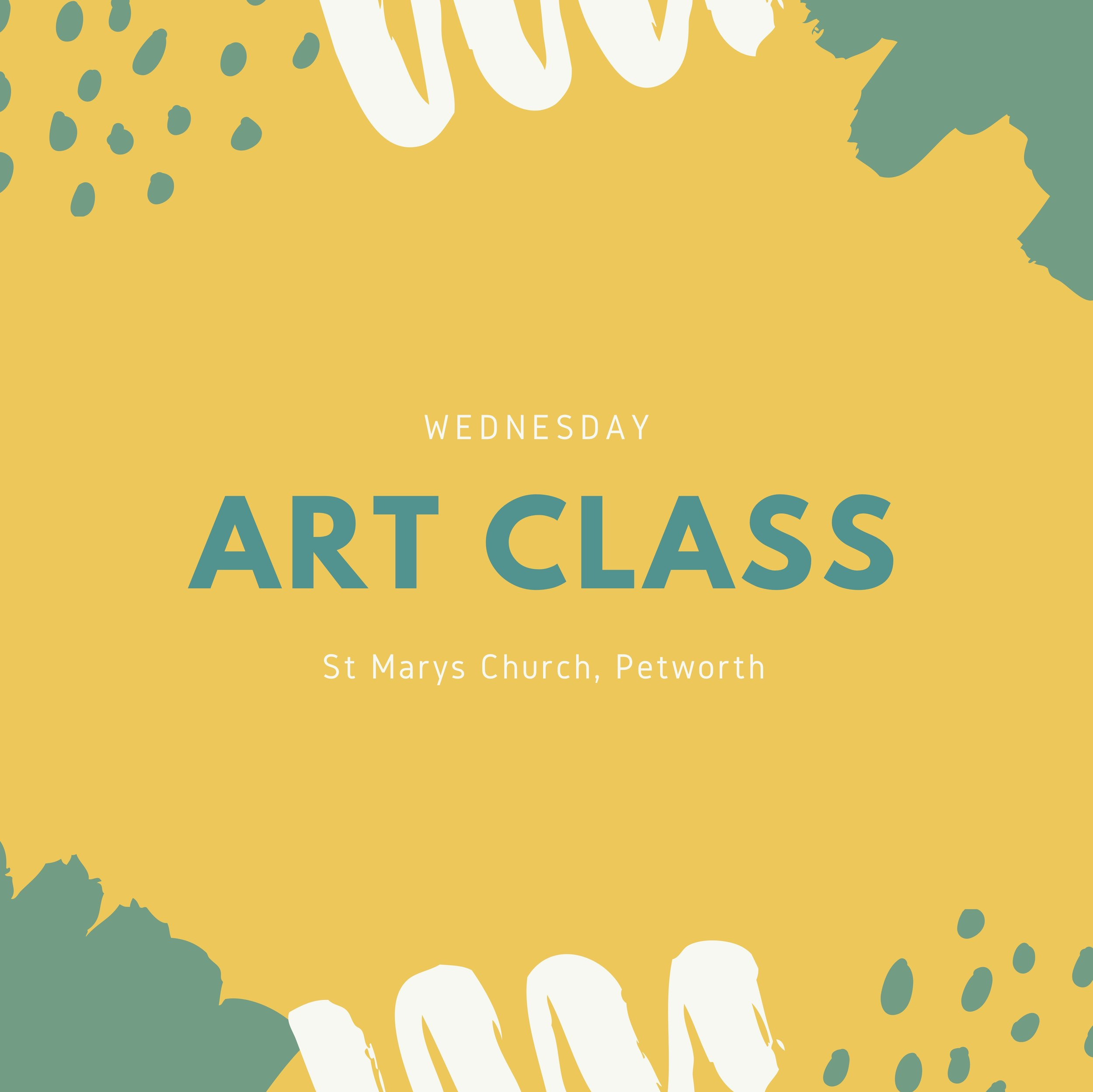 Wednesday art group