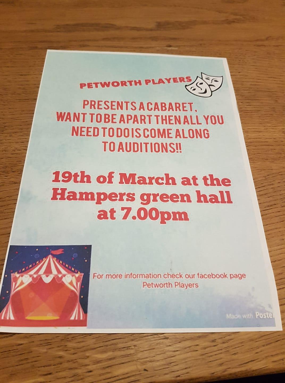 Petworth's got Talent