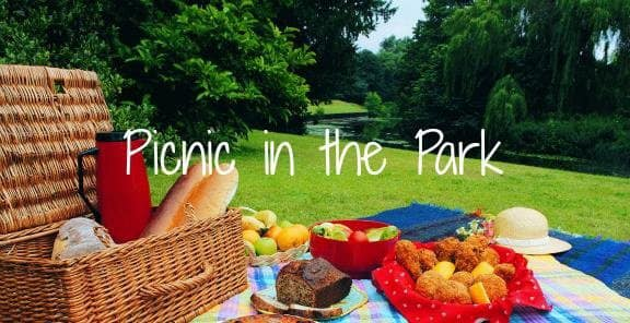 Picnic in the park with Wakoos
