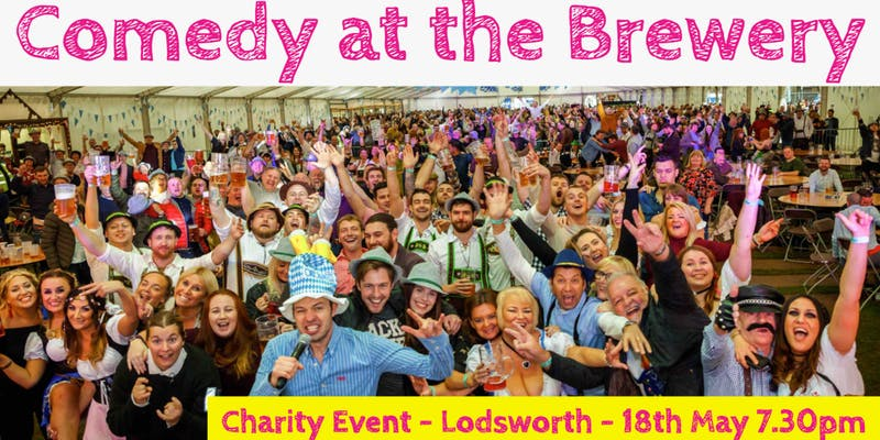 Comedy at the Brewery - Lodsworth