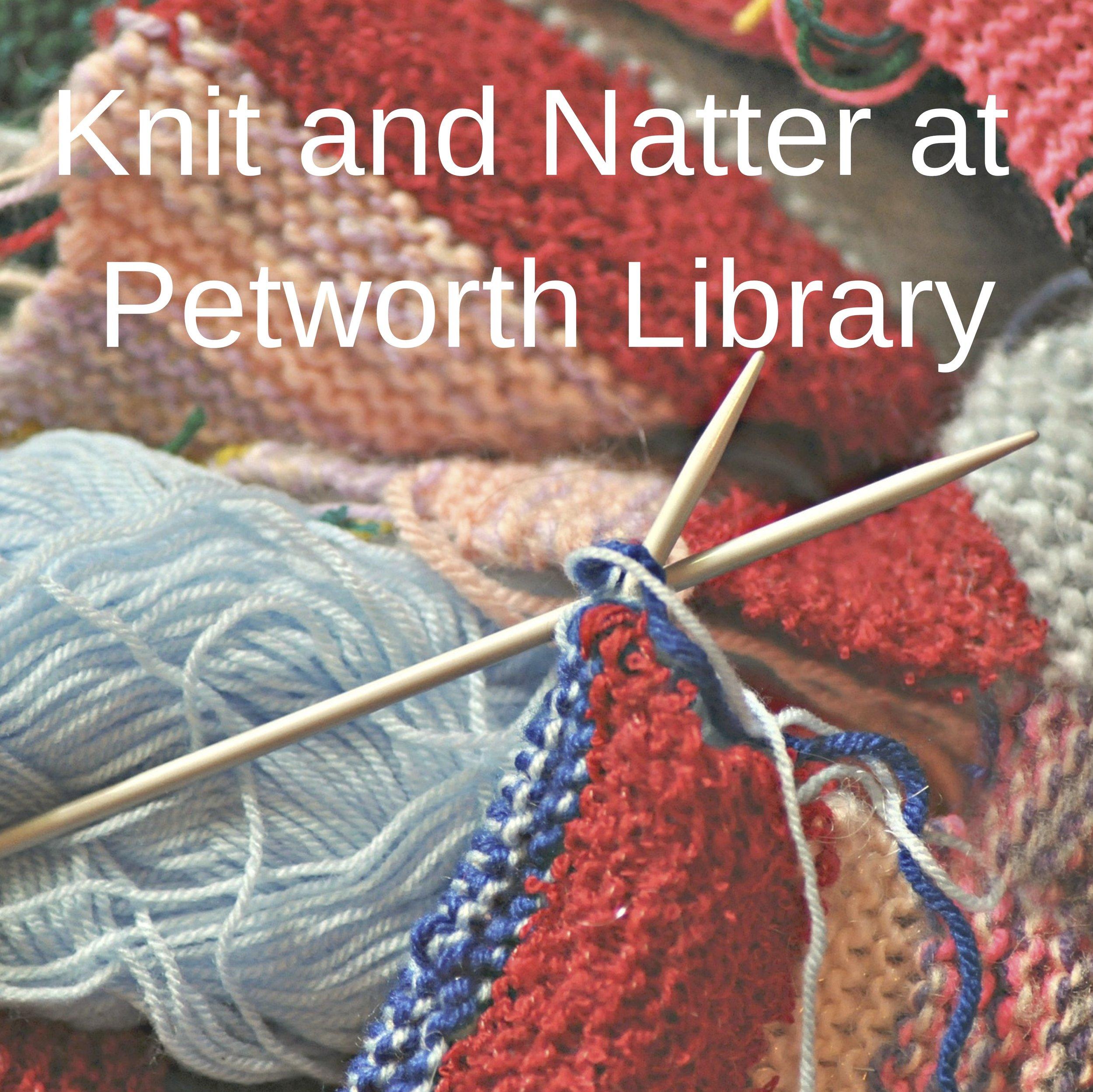 Knit and Natter at Petworth Library.jpg