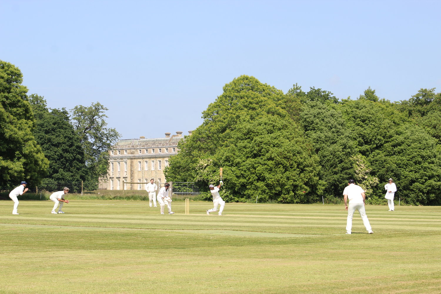 Petworth Park CC v Cricket Society
