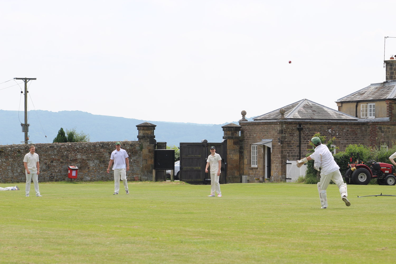 Petworth Park CC v The Over 40's Martlets