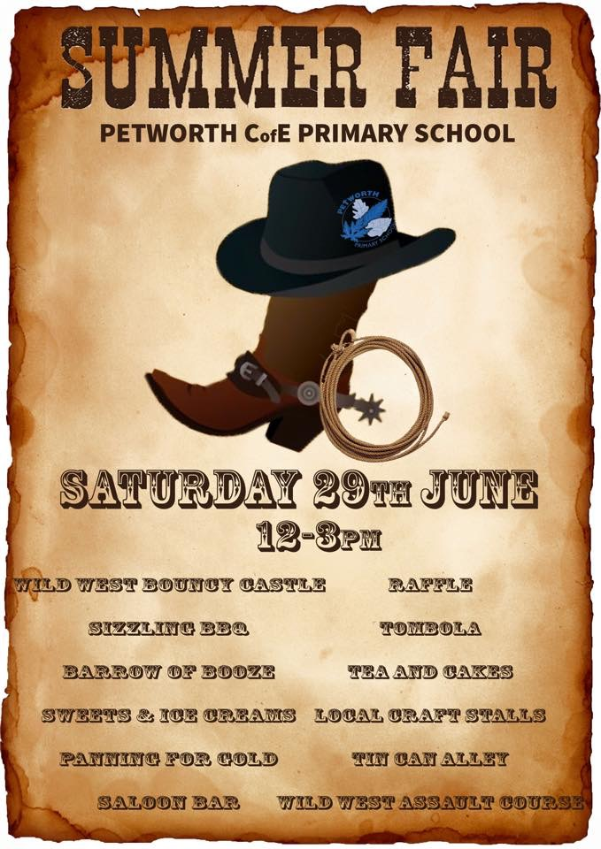 Petworth Primary Summer Fair