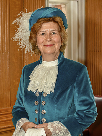 PACT Autumn  Lecture - Queen's High Sheriff