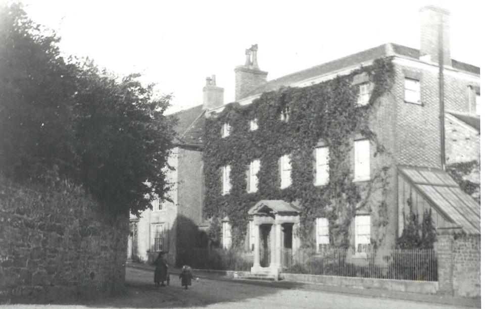 Newlands House - Pound Street