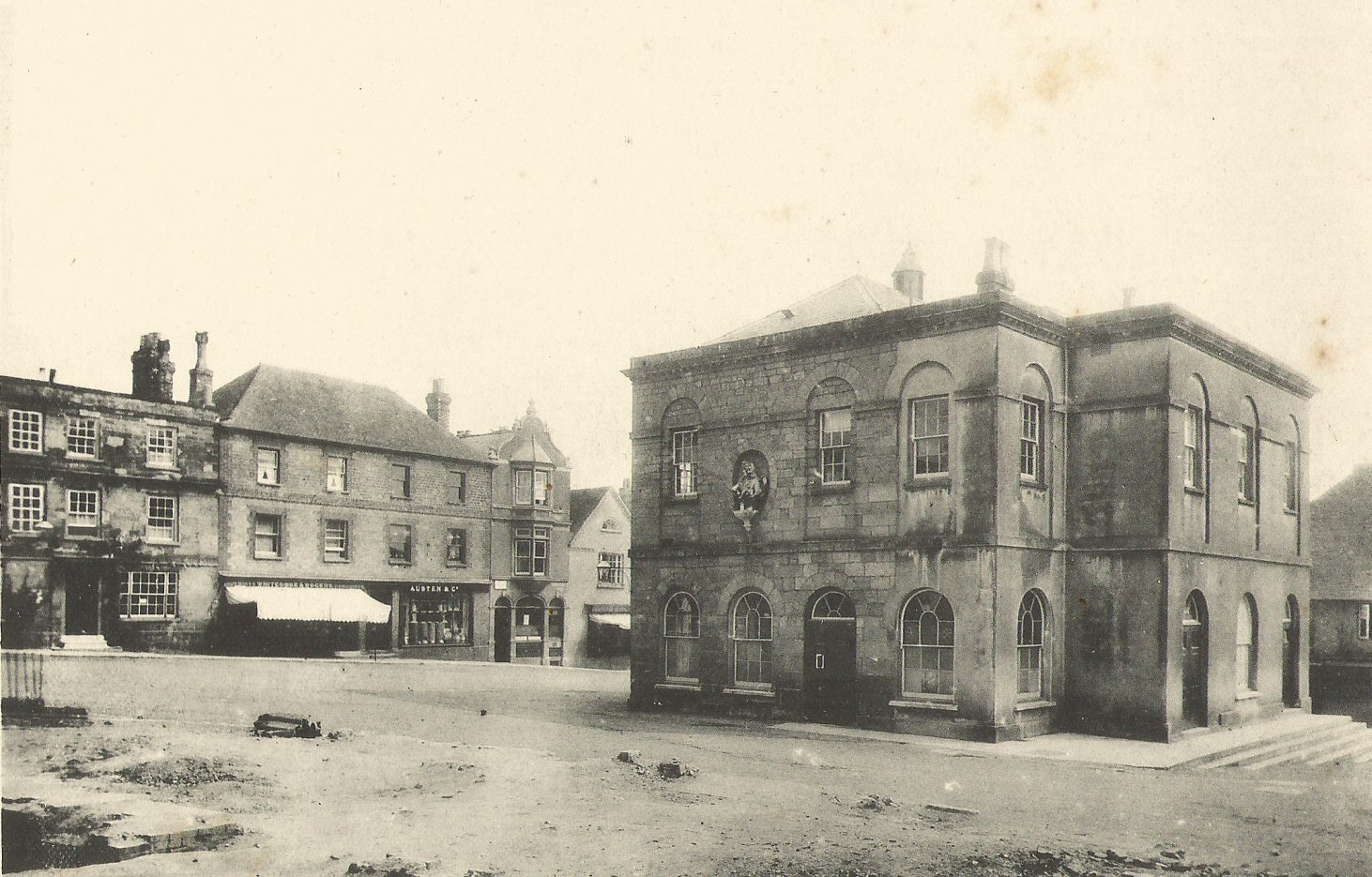 Leconfield Hall